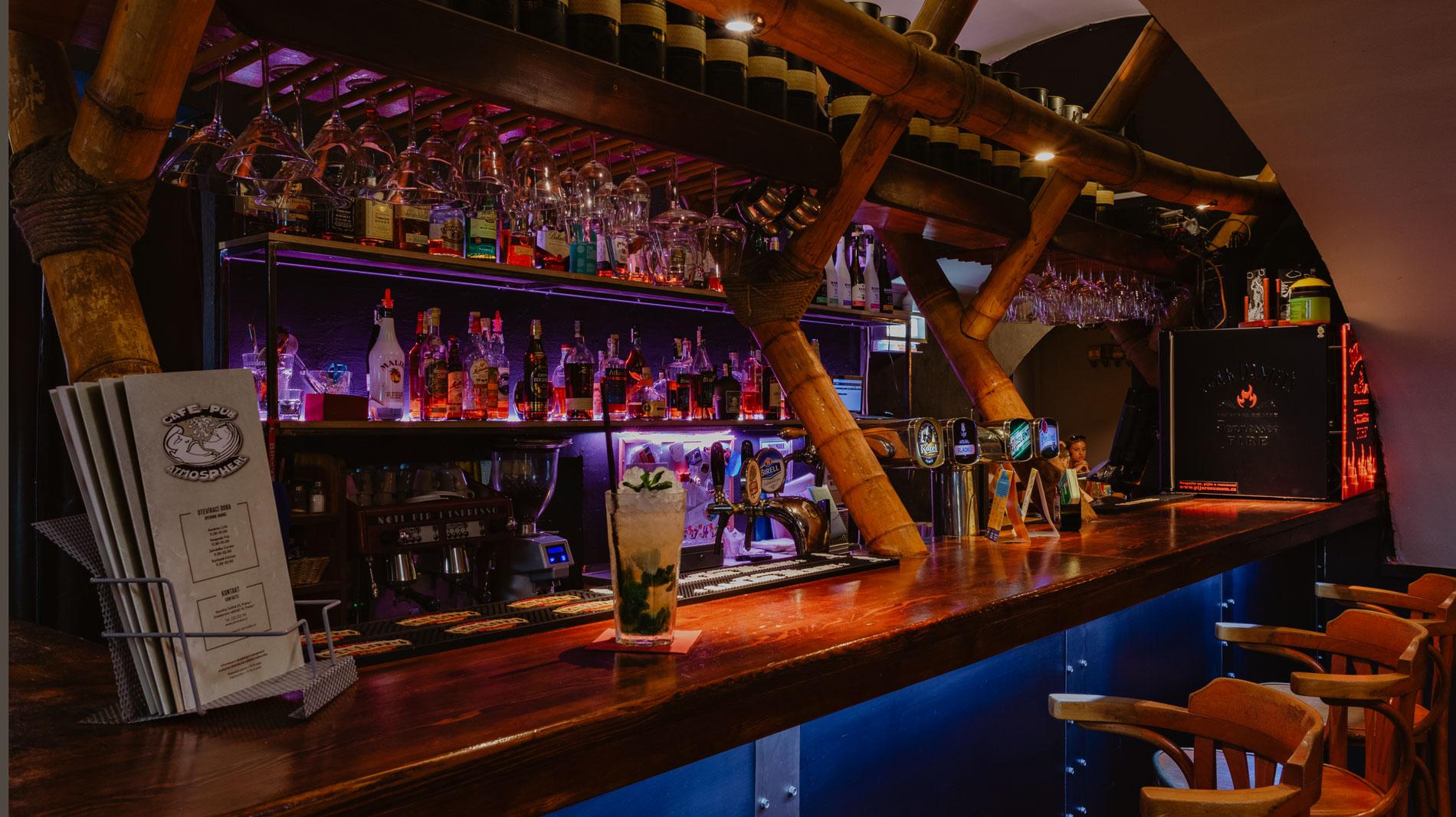 Atmosphere bar