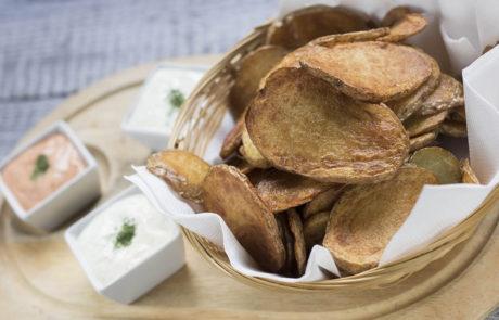 Bramborové chipsy
