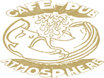 CAFE PUB ATMOSPHERE Logo